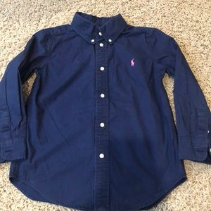 Ralph Lauren Boys Button Up